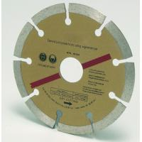 Wholesale 350mm segment diamond circular saw blade for ceramic tiles cutting from china suppliers