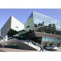 Wholesale Aluminium Frame 4+12a+4 Tempered Glass Wall System Panel Unitized Curtain Wall from china suppliers