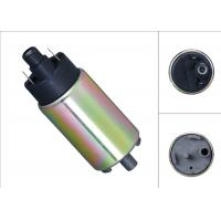 China 32mm Yellow Motorcycle External Fuel Pump Reliable With ISO Certification on sale