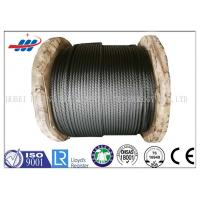 Wholesale Steel Cable Wire Rope Oil Surface Non Rotating Wire Rope Construction from china suppliers