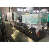 180 R / Min PVC Pipe Fitting Injection Molding Machine 2500Kn Oil Water Cooling Systems