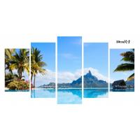 Wholesale Ocean Seascape Canvas Prints Wall Art 20x55cm / 20x45cm / 40x35cm Size from china suppliers