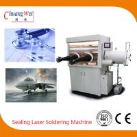 Wholesale Hermetic Laser Sealing Precision Welding Hot Bar Soldering Machine CNC Control System from china suppliers