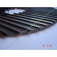 China Vee Shape Sand Dewatering Screen , Customized Stainless Sieve Screen on sale