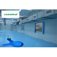 China Epoxy Resin High Build Industrial Floor Paint  / Epoxy Floor Coating For Warehouse on sale