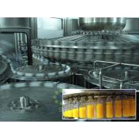 Wholesale Full Automatic Hot Filling juice production machine 500ml Bottle from china suppliers