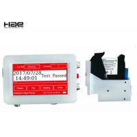 China Thermal Inkjet Coding Machine For QR code, Variable Content Continuous Carton Easy Jet Printer on sale