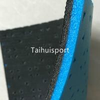 Buy cheap Playground Composite PU Foam Underlay Shock Pad Soccer Baseball Court from wholesalers