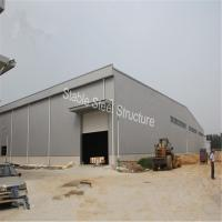 Buy cheap Steel Structure Hangar Warehouse Building with Best Design and best price from wholesalers