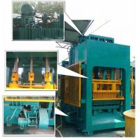 Wholesale hollow concrete block machine from china suppliers