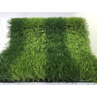 China Eco Friendly 50mm Playground Artificial Turf For Football Fields 11000Dtex PE on sale