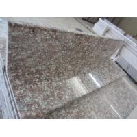 Quality Peach Red G687 Granite Stair Step Riser Tread Bullnose For Sale G687 Granite Peach Red Granite Tiles for sale