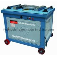 Wholesale Round Bar and Flat Bar Bending Machine Manual (dia 6-40mm) from china suppliers