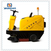 Wholesale 8500sqm/H Ride On Road Sweeper from china suppliers