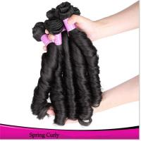 Unprocessed Wholesale Virgin Mongolian Hair Remy Mongolian Human Hair Extension for sale