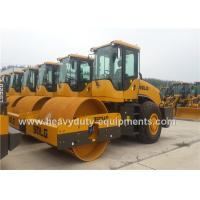 China Single Drum 14t Vibratory Compactor Road Roller Construction Equipment SDLG RS8140 on sale