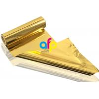 Wholesale Water-Resistant Hot Stamping Foil For textile/cloth/garment/fabric from china suppliers