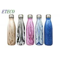 Wholesale 350ml - 1000ml Stainless Steel Drink Bottles Vacuum Flask Water Bottle For Travel from china suppliers