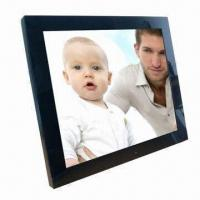 """Wholesale 15"""" 1024x768P Digital Photo Frame, AV-out, Play Photo/Audio/Video, Supports SD/MMC/MS Card/USB Drive from china suppliers"""