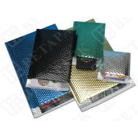 Small / Large Colorful Metallic Bubble Mailer Protective Mailing Bags