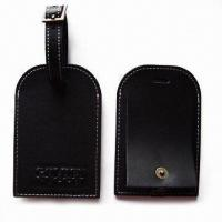Wholesale Luggage Tags, Made of Plastic, Suitable for Nominal Quotations from china suppliers