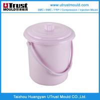 Wholesale Good quality and good price water bucket mould, plastic bucket mould from china suppliers