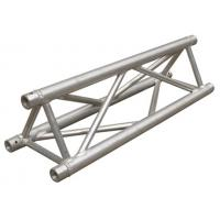 Buy cheap Exhibition Alloy Aluminum Triangle Truss Spigot Lightweight Silvery Frame from Wholesalers