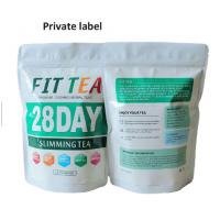 China Best effective adults group sliming herb tea slimming tea FDA certificates private label detox tea with slimming tea on sale