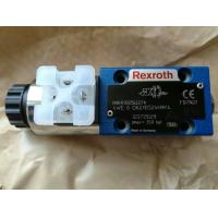 Wholesale Rexroth Directional spool valves, direct operated with solenoid actuation 4WE6D62/EG24N9K4 from china suppliers
