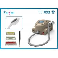Quality best cheap laser hair removal ipl Portable IPL SHR machine FMS-II ipl shr hair removal machine for sale