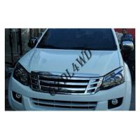 Wholesale Black GZDL4WD 4x4 Car Front Grill Isuzu Dmax Accessories 2012 2014 from china suppliers
