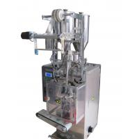 Wholesale Automatic Liquid Pouch Filling And Sealing Machine , Powder Bag Filling Machine from china suppliers