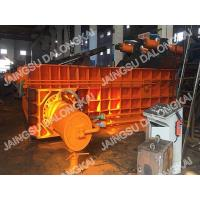 Wholesale 135 Kw Motor Hydraulic Baling Press Machine Cuboid Block Scrap Metal from china suppliers