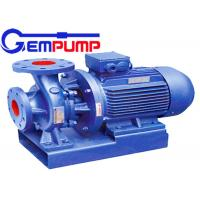 China IS type industrial clean water centrifugal pump / Garden irrigation pump on sale