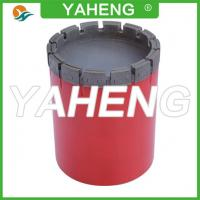 China Fast cutting and drilling speed Diamond Core Bit For Geological Prospecting on sale