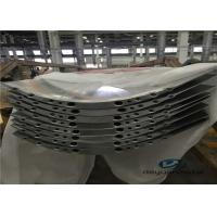 Buy cheap Natural Color Mill Finish Aluminium Extrusion Profile With Alloy Temper 6063-T5 from wholesalers