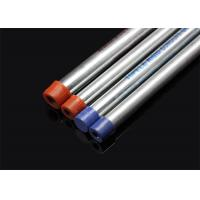 Wholesale BS 4568 / BS 31  Conduit Hot Dip Galvanized Conduit Pipe with screwed ends and caps   / from china suppliers