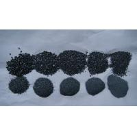China Black Color Silicon Carbide Abrasive Media For Grinding Non - Ferrous Materials on sale