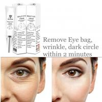 China 2018 New Technique OEM Eye Cream Natural Way to Remove Eye Bags on sale