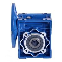 Quality Nmrv Series Worm Drive Gearbox , Worm Gear Reducer 0.06-15KW Rated Power for sale