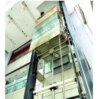Gearless Technology 35F Hydraulic Passenger Elevator With Small Machine Room