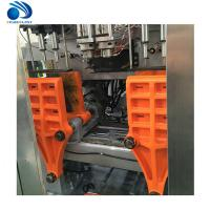 China Low Noise Round Bottle Blow Molding Machine , Extrusion Plastic Molding Machine on sale