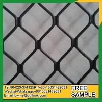 Buy cheap Albany Aluminium amplimesh Gloversville double diamond grille for door from wholesalers