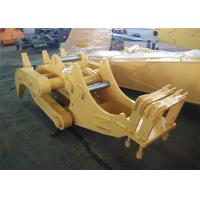 Wholesale Komatsu PC230 7 Tooth Rotating Log Grapple / Log Grab for Excavtor 23 Ton from china suppliers