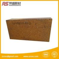 Buy cheap 230x114x65mm  Al2O3 ≥70  Anti-stripping High Alumina Refractory Bricks from Wholesalers