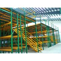 Wholesale Heavy Duty Racking Beneath Shelf Supported Mezzanine Multi Tier Shelving from china suppliers