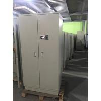 Wholesale Chemical Security Hazardous Storage Cabinets White With Electronic Lock filing cabinet from china suppliers