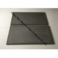Wholesale Steel Wire Mesh Solid Control Shaker Screen 1175mm X 610mm Screen Dimension from china suppliers