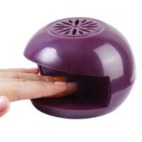 Buy cheap Elegant Design Nail Care Tools , Electric Nail Dryer With Nail Dryer Fan Battery from wholesalers