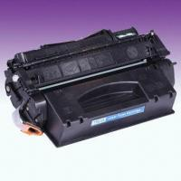 Wholesale Black Toner Cartridge, Compatible with Q7553X, with 7,000 Pages Yield and 300g Toner Load from china suppliers